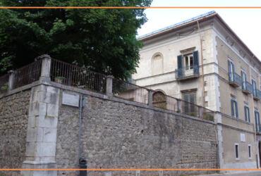 palazzo sipari casa natale di Benedetto croce